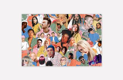 A World Artists Love