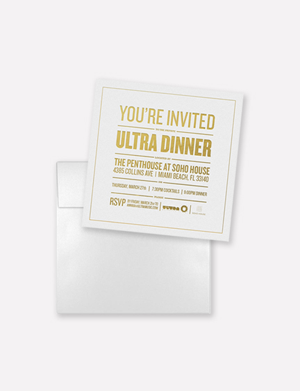 Ultra Invite